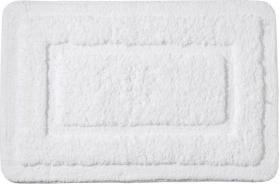 Ridder JUWEL předložka 60x90cm s protiskluzem, polyester, bílá RI758311