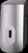 Aqualine Dávkovač tekutého mýdla na zavěšení, ABS šedá, 1000 ml 1319-78