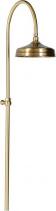 Reitano Rubinetteria ANTEA sprchový sloup k napojení na baterii, hlavová sprcha, bronz SET016