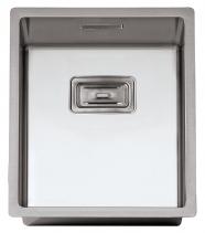 Nerezový dřez Sinks BOX 390 FI 1,0mm RDBOK3904501FI