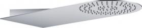 Sapho SLIM hlavová sprcha ze zdi 220x500x2, 4mm, kulatá, leštěná nerez MS710