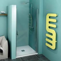 Polysan ZOOM LINE sprchové dveře 800mm, čiré sklo ZL1280