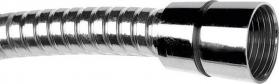 Sapho POWERFLEX opletená sprchová hadice, 120cm, chrom FLEX120