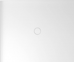 Polysan MIRAI sprchová vanička z litého mramoru, obdélník 110x90x1, 8cm, levá, bílá 73175