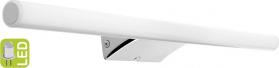 Sapho IRENE 2 LED svítidlo, 9W, 500x35x77mm, chrom E27556CI