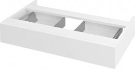 Sapho AVICE umyvadlová zásuvka 80x15x48cm, bílá (AV805) AV805-3030
