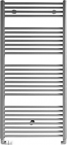 Aqualine Otopné těleso rovné 1330/600, 693 W, metalická stříbrná ILS36