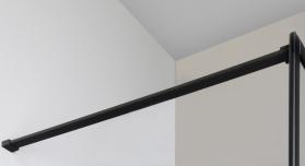 Gelco CURE BLACK přídavná vzpěra 1400mm, černá mat CBSB140