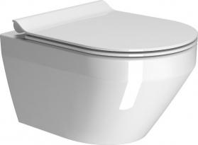 GSI KUBE WC závěsné 50x36 cm, ExtraGlaze 891811