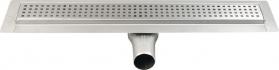Gelco MANUS QUADRO nerezový sprchový kanálek s roštem, 650x130x55 mm GMQ32