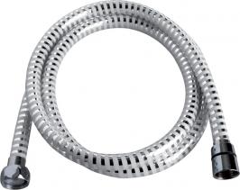 Mereo Sprchová hadice 150 cm, bílá - chrom CB110