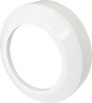 Nicoll Česká republika, s.r.o. Krycí rozeta nízká, pro připojovací kusy přímé a odtoková kolena PR7094C (58301010099)