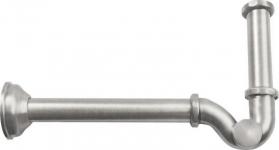 Sapho Bidetový sifon 1'1/4, odpad 32mm, nikl 9608