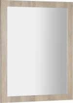 Sapho AMIA zrcadlo v rámu 600x800x28mm, dub Texas AM600