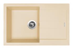Granitový dřez Sinks AMANDA 780 Sahara TLAM78050050