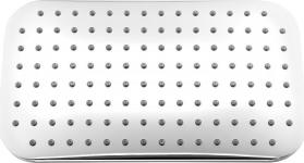 Aqualine Hlavová sprcha, 200x350 mm, ABS/chrom SC235