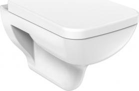 Aqualine BENE závěsná WC mísa, 35, 5x51 cm, bílá BN320
