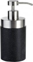 Ridder STONE dávkovač mýdla na postavení, černá 22010510