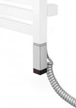 Sapho ONE topná tyč s termostatem, 600 W, chrom ONE-C-600