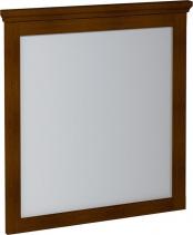 Sapho CROSS zrcadlo 700x800x35mm, mahagon CR012