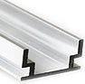 Sapho LED zápustný profil 19, 2x8, 5mm, hliník, 1m KL1889-1