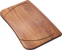 Sinks přípravná deska 520x300mm dřevo TL132