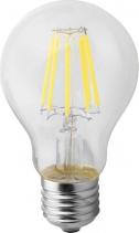 Sapho Led LED žárovka filament 8W, E27, 230V, teplá bílá, 1100lm LDF299