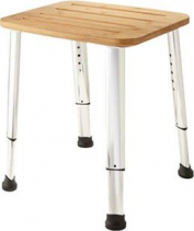 Sapho Koupelnová stolička, bambus AE865