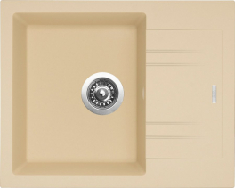 Granitový dřez Sinks LINEA 600 N Sahara SIGLI600480N50
