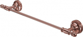 Sapho PERLA držák ručníků 448x78mm, růžové zlato PE0147