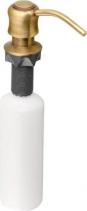 Sapho Zápustný dávkovač mýdla, retro, bronz SP004
