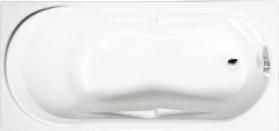 Polysan ADRIANA obdélníková vana 160x74x45cm, bílá 43111