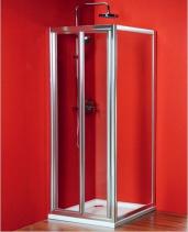 Gelco Sigma obdélníkový sprchový kout 800x1000mm L/P varianta, skládací dveře SG1828SG1570