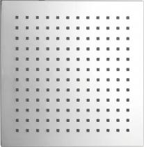Sapho Hlavová sprcha čtverec 204 x 204 mm, ABS/chrom SK824