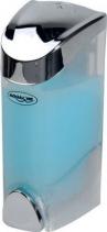 Aqualine Dávkovač tekutého mýdla na zavěšení 300ml, chrom 1319-71