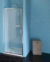 Polysan EASY LINE sprchové dveře otočné 760-900mm, sklo BRICK EL1638