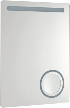 Sapho ASTRO LED podsvícené zrcadlo 600x800mm, kosmetické zrcátko MIRL2