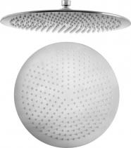 Sapho MINIMAL hlavová sprcha, průměr 300mm, tloušťka 5mm, nerez MI093