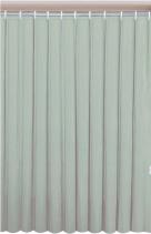 Aqualine Závěs 180x200cm, vinyl, zelená 0201004 Z
