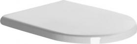 GSI NORM/PURA WC sedátko, Soft Close, bílá MS86CN11