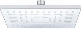 Mereo Talířová sprcha horní 220 x 220 mm s kloubem, pochromovaný plast CB485B