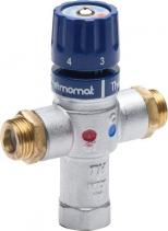 Sapho Termostatický směšovač, 1/2', 30-60 stupňů, zpětné klapky TMT12MPM