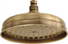 Reitano Rubinetteria ANTEA hlavová sprcha, průměr 200mm, bronz SOF2006