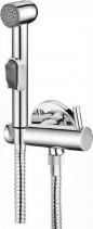 Aqualine Nástěnný ventil s ruční bidetovou sprškou, chrom SK215