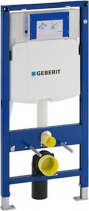 Geberit GEBERIT DUOFIX podomítková nádržka Sigma 12 cm, pro montáž do sádrokartonu 111.300.00.5