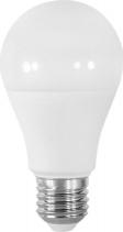 Sapho Led LED žárovka 12W, E27, 230V, teplá bílá, 1055lm LDB268