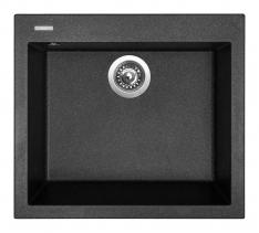 Granitový dřez Sinks CUBE 560 Granblack TLCU56050030