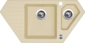 Granitový dřez Sinks BRAVO 850.1 Sahara SIGBR850435150