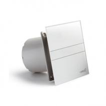 Cata E-100 GT koupelnový ventilátor axiální s časovačem, 8W, potrubí 100mm, bílá 00900100