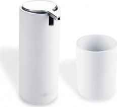 Nimco Omi Dávkovač na tekuté mýdlo s pohárkem OM 1605831-05